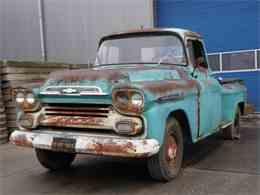 1958 Chevrolet Apache for Sale - CC-1041840