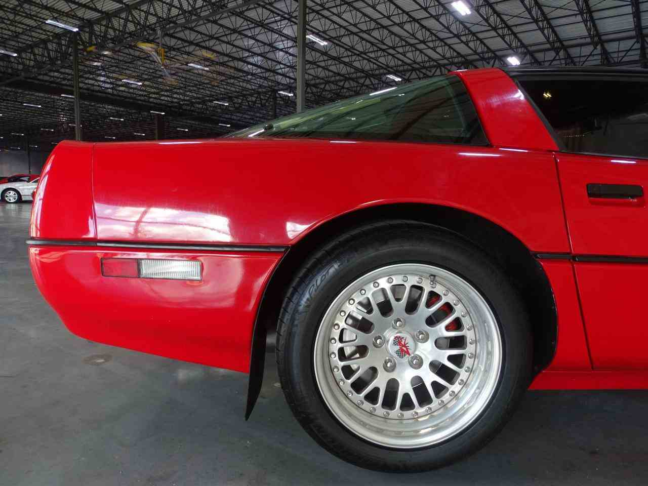 Large Picture of '90 Corvette - MAM1