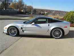 Picture of '09 Chevrolet Corvette ZR1 located in Nebraska Offered by Classic Auto Sales - MBWC