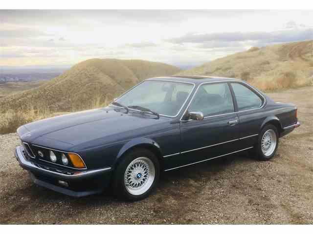 1984 BMW 635csi   1041853