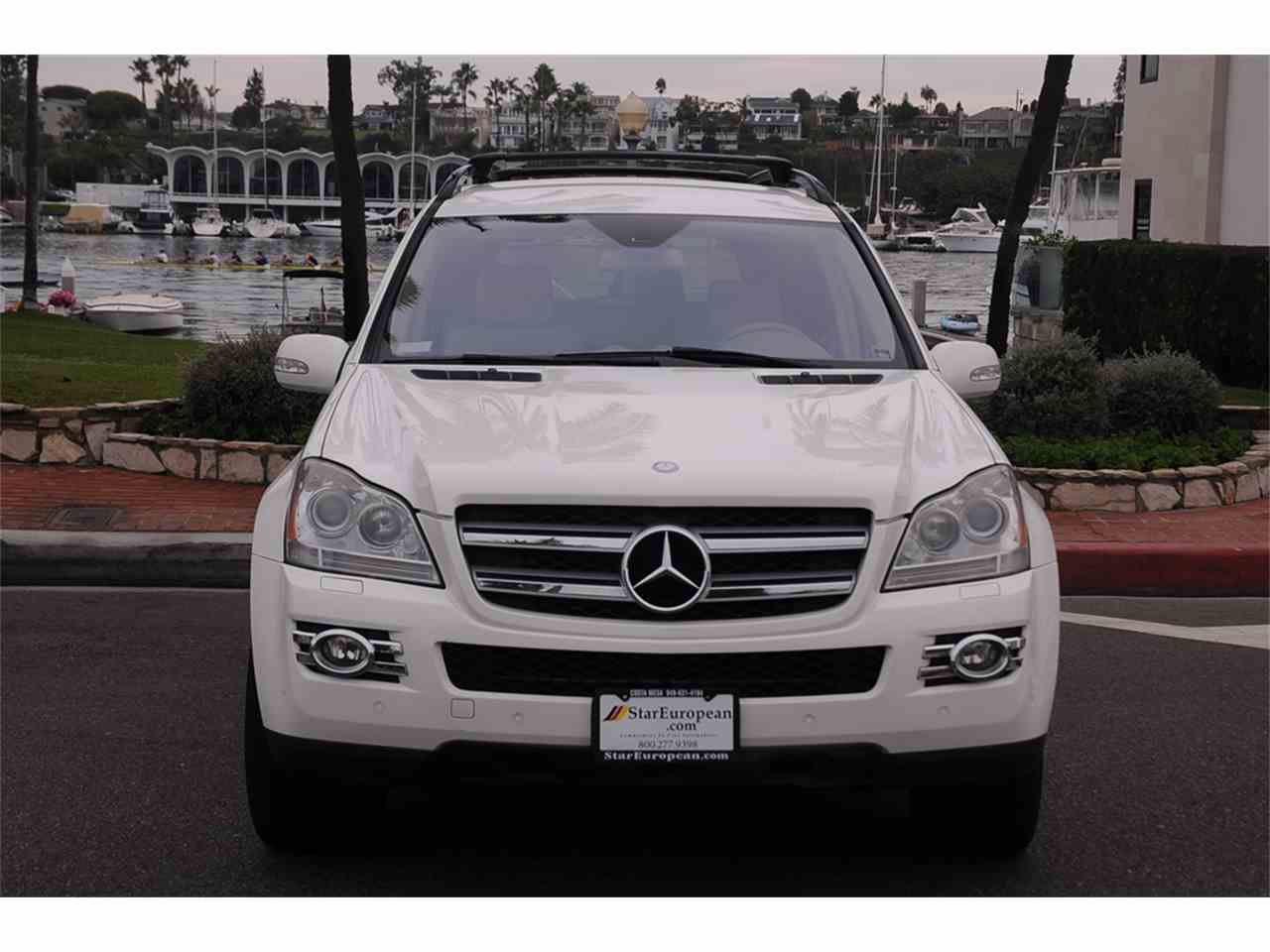 2007 mercedes benz gl450 for sale cc 1041854. Black Bedroom Furniture Sets. Home Design Ideas