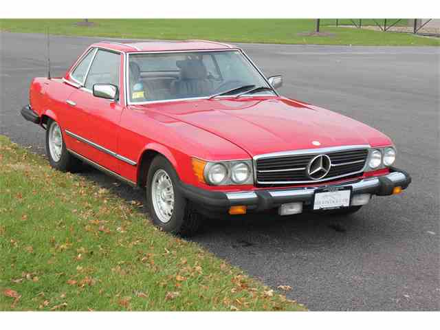 1985 Mercedes-Benz 380SL | 1041858