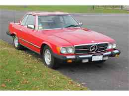 Picture of 1985 Mercedes-Benz 380SL Offered by MB Vintage Cars Inc - MBWI