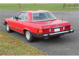 Picture of 1985 380SL located in Ohio - MBWI