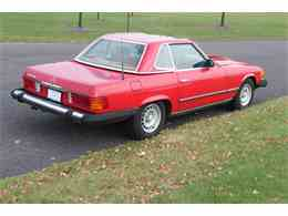 Picture of 1985 380SL located in Ohio - $12,500.00 Offered by MB Vintage Cars Inc - MBWI