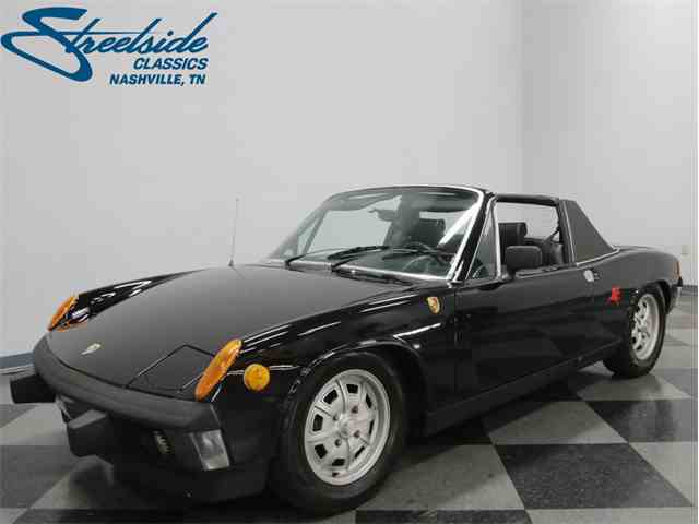 Picture of '73 Porsche 914 - $20,995.00 Offered by Streetside Classics - Nashville - MAM5