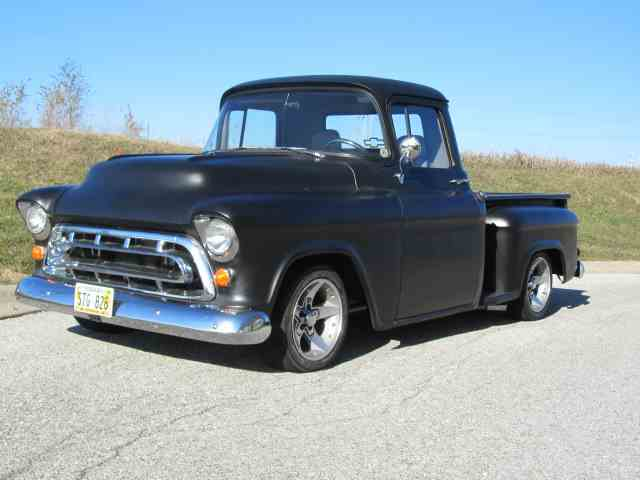 1957 Chevrolet 1/2 Ton Shortbox | 1041908