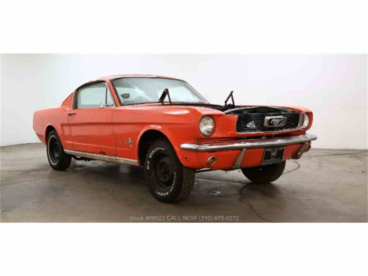 Large Picture of '66 Mustang - MAM7