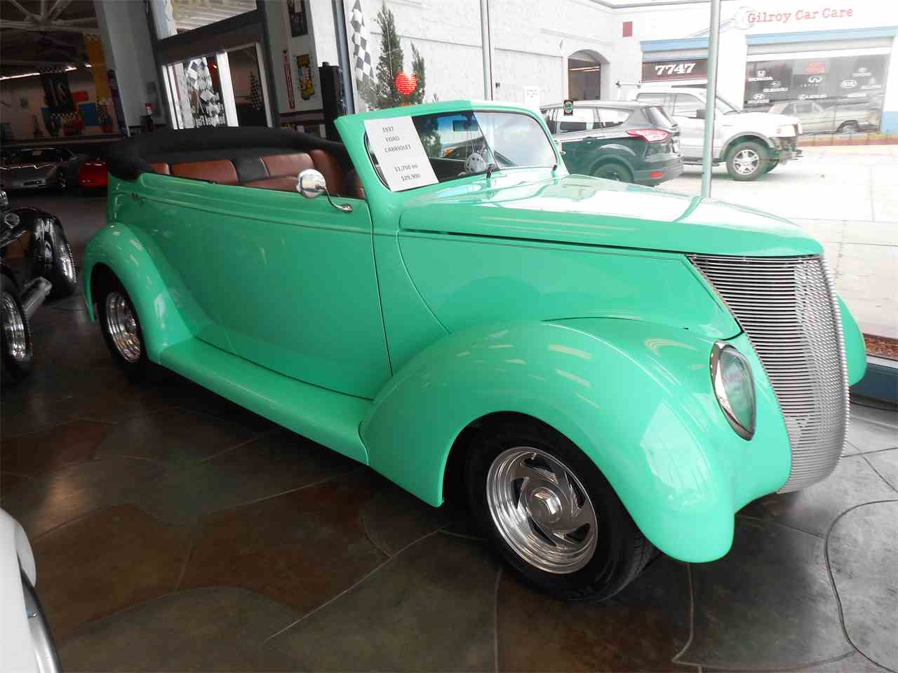 Large Picture of '37 Cabriolet - MBXY