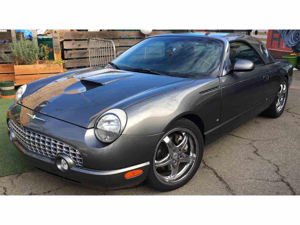 2003 Ford Thunderbird for Sale - CC-1041927