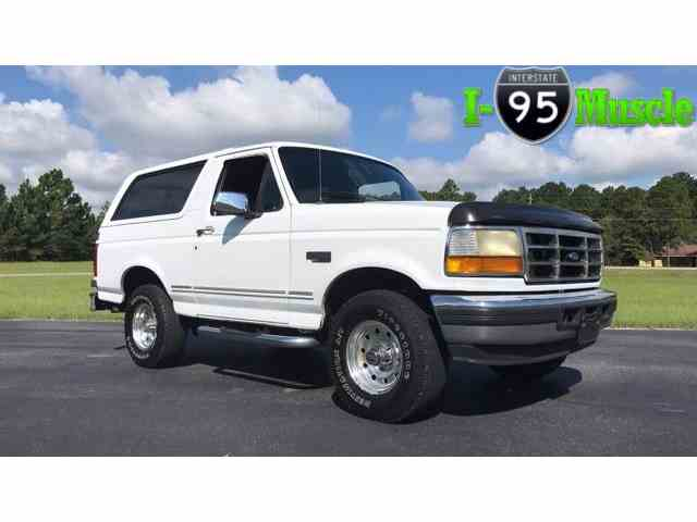 1996 Ford Bronco | 1041933