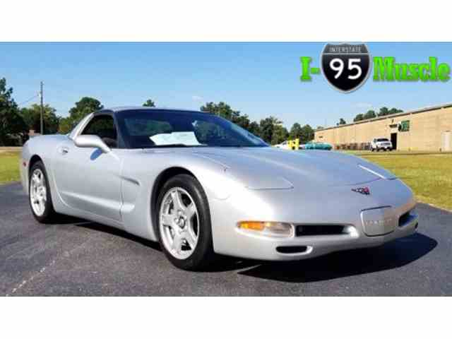 Picture of 1999 Corvette located in North Carolina - $11,750.00 - MBYR