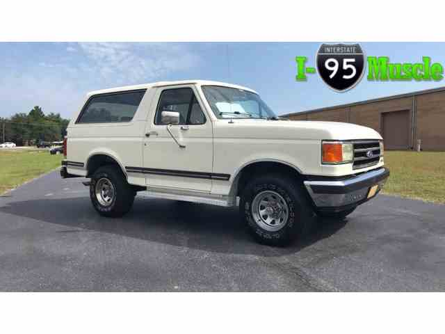 1989 Ford Bronco | 1041942