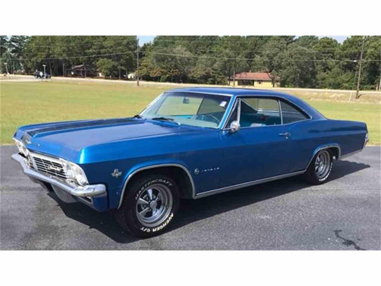 1965 Chevrolet Impala For Sale Classiccars Com Cc 1041945