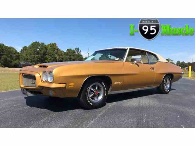 Picture of '71 GTO - MBZ0