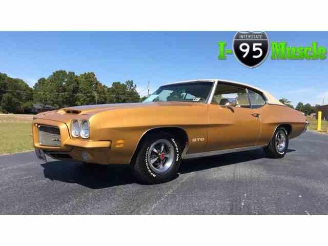 1971 Pontiac GTO | 1041948