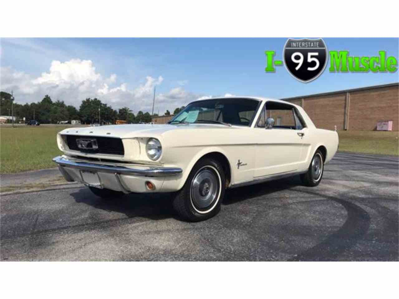 Large Picture of Classic '66 Mustang Offered by I-95 Muscle - MBZ2