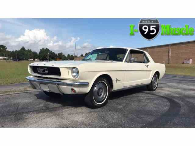 1966 Ford Mustang | 1041950
