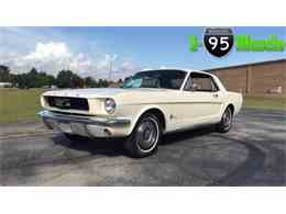 Picture of Classic 1966 Mustang - $14,495.00 Offered by I-95 Muscle - MBZ2