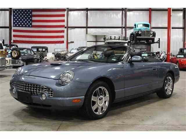2005 ford thunderbird for sale on. Black Bedroom Furniture Sets. Home Design Ideas