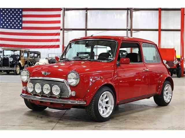 1971 Austin Mini Cooper | 1041977