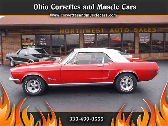 1968 Ford Mustang | 1041981