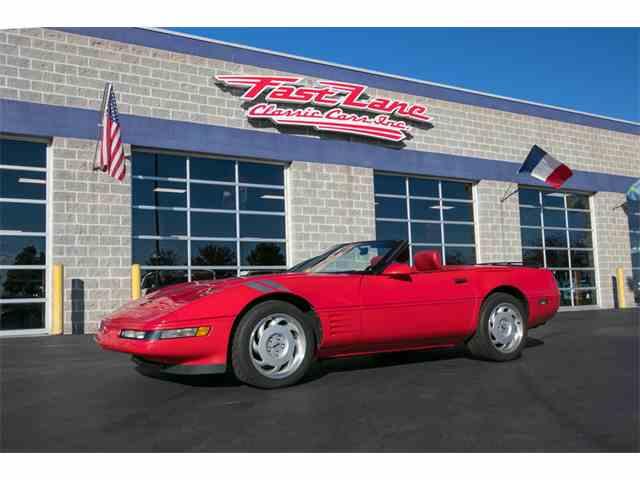 1992 Chevrolet Corvette | 1041986