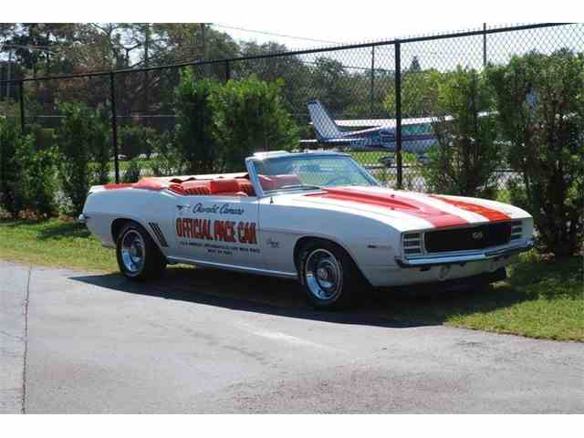 1969 Chevrolet Camaro RS/SS Pace Car Convertible | 1041992