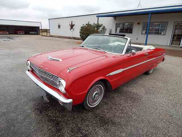 1963 Ford Falcon | 1040200