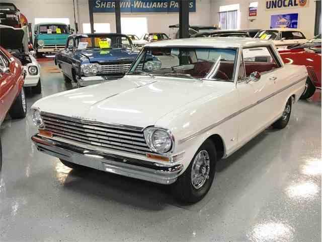 1963 Chevrolet Nova SS | 1042003