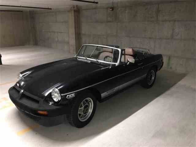 Picture of '80 MGB - MC0N