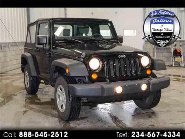 2010 Jeep Wrangler | 1042009