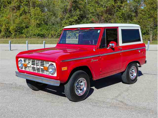 1973 Ford Bronco | 1042014