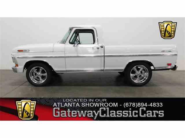 1968 Ford Ranger | 1042016