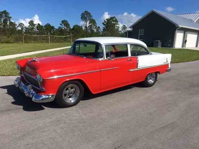 1955 Chevrolet Bel Air Custom Sedan | 1042026