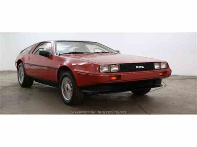 1981 DeLorean DMC-12 | 1042028