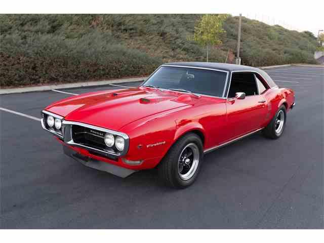1968 Pontiac Firebird | 1042031
