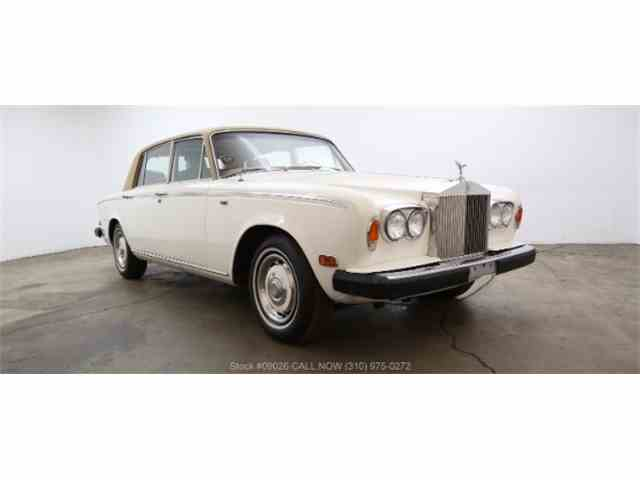1974 Rolls-Royce Silver Shadow | 1042032