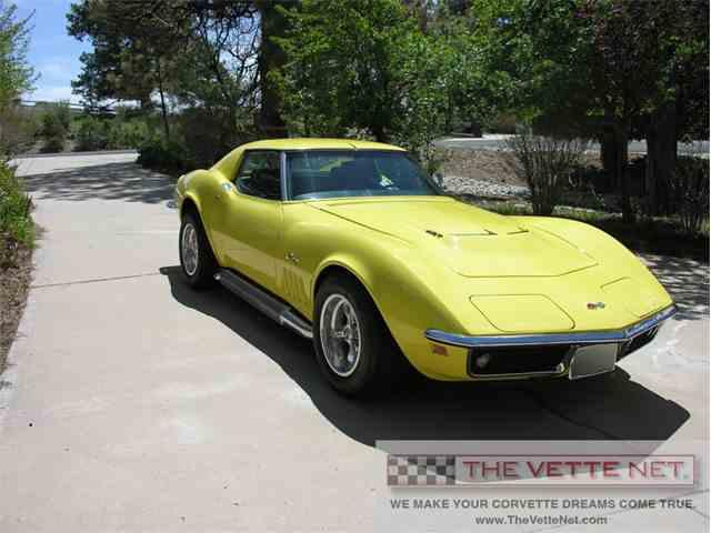 1969 Chevrolet Corvette | 1042034