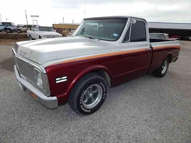 1971 Chevrolet C/K 10 | 1042036