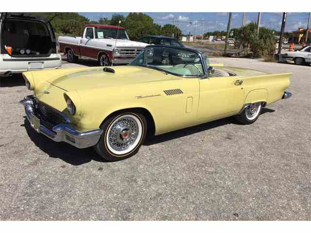 1957 Ford Thunderbird | 1042045