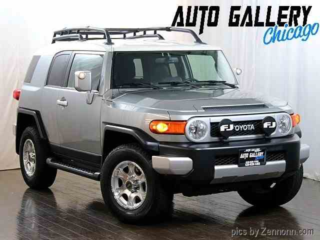 2011 Toyota FJ Cruiser | 1042046