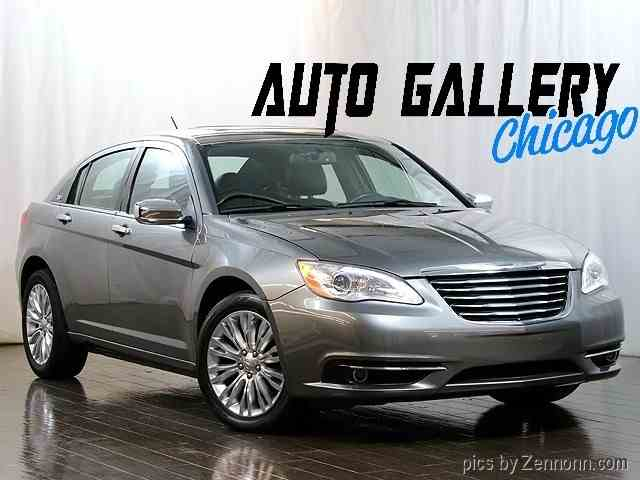 2012 Chrysler 200 | 1042059