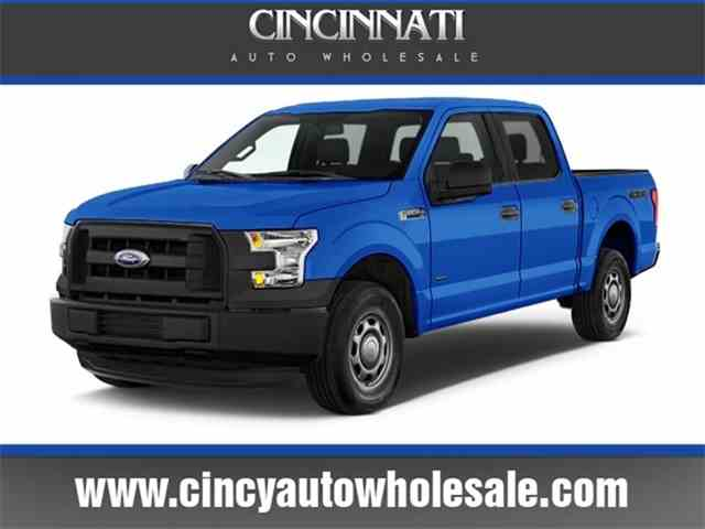 2015 Ford F150 | 1042073
