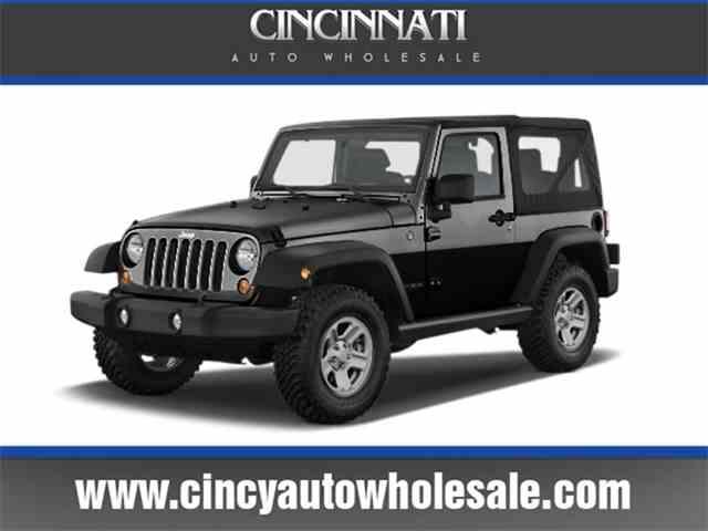 2011 Jeep Wrangler | 1042075