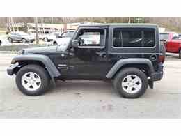 2011 Jeep Wrangler for Sale - CC-1042075