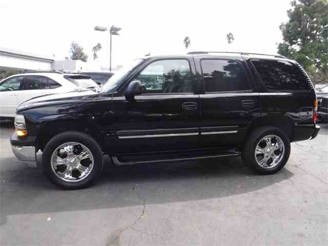 2005 Chevrolet Tahoe | 1040208
