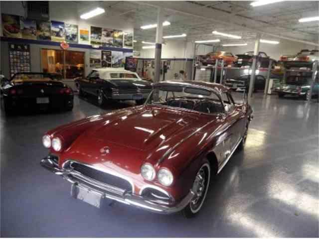 1962 Chevrolet Corvette | 1042081