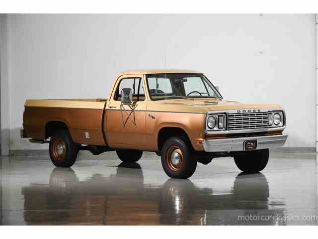 1977 Dodge Power Wagon | 1042085