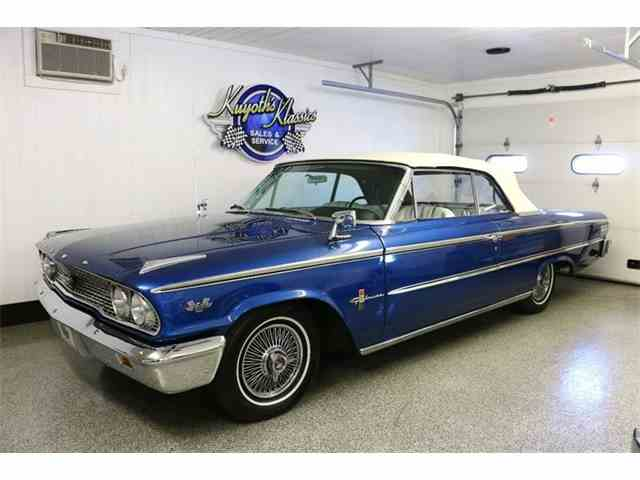 1963 Ford Galaxie 500 | 1042091